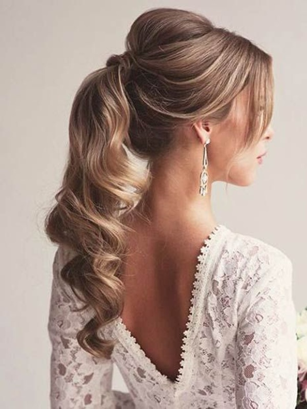 ponytail hairstyles for long hair (33)