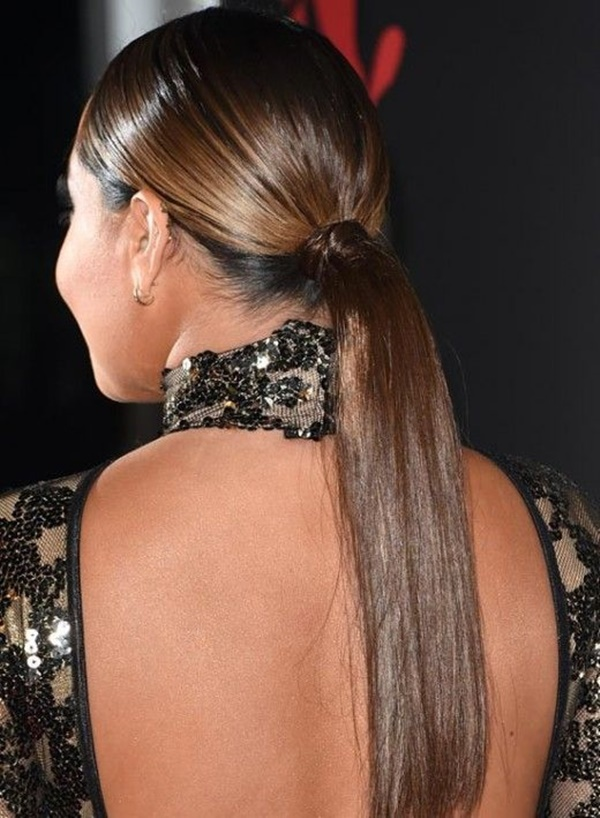 ponytail hairstyles for long hair (34)