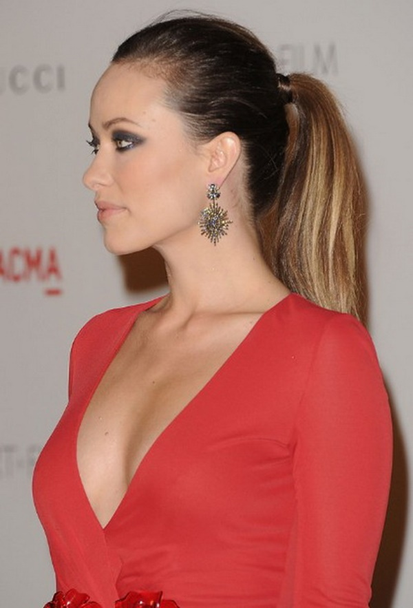 ponytail hairstyles for long hair (42)
