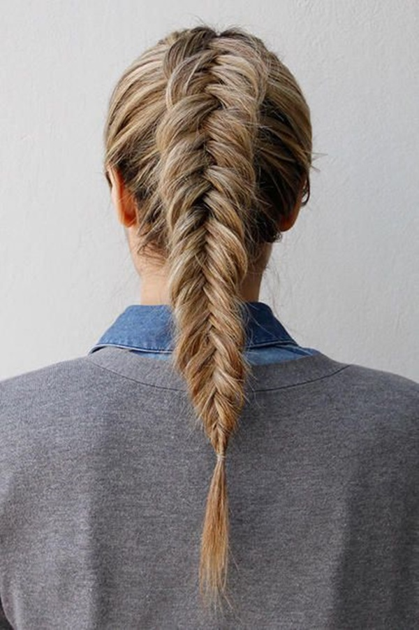 ponytail hairstyles for long hair (5)