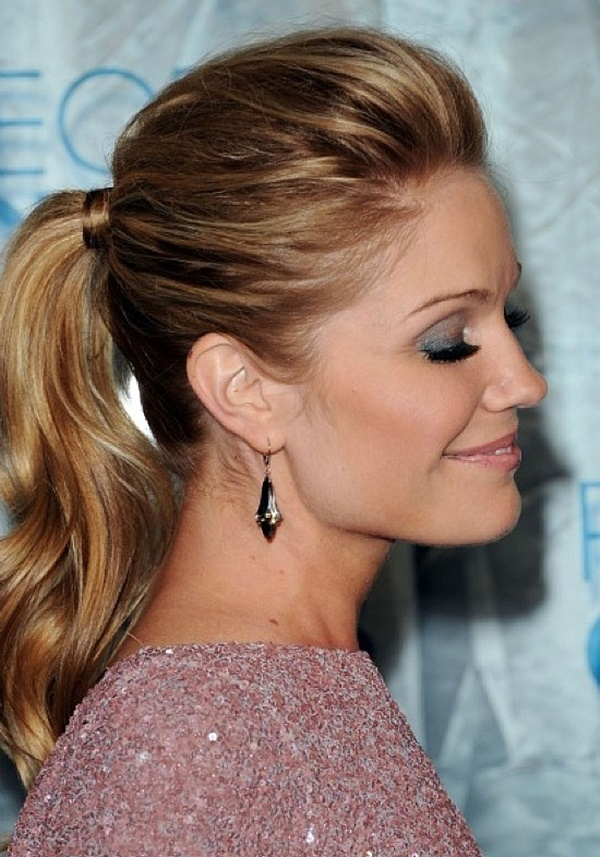 ponytail hairstyles for long hair (51)