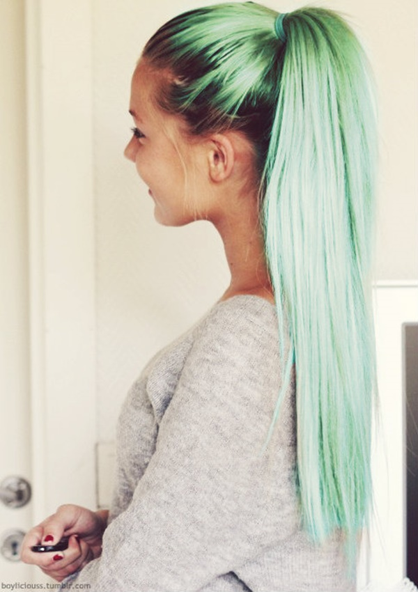 ponytail hairstyles for long hair (78)