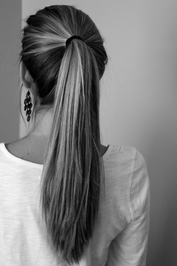 ponytail hairstyles for long hair (79)