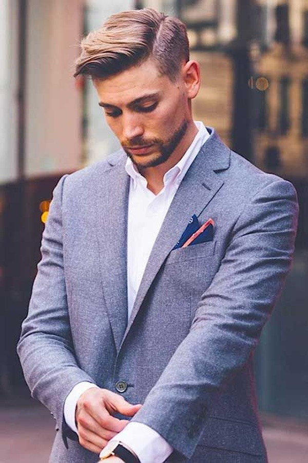 side swept hairstyle for men (11)