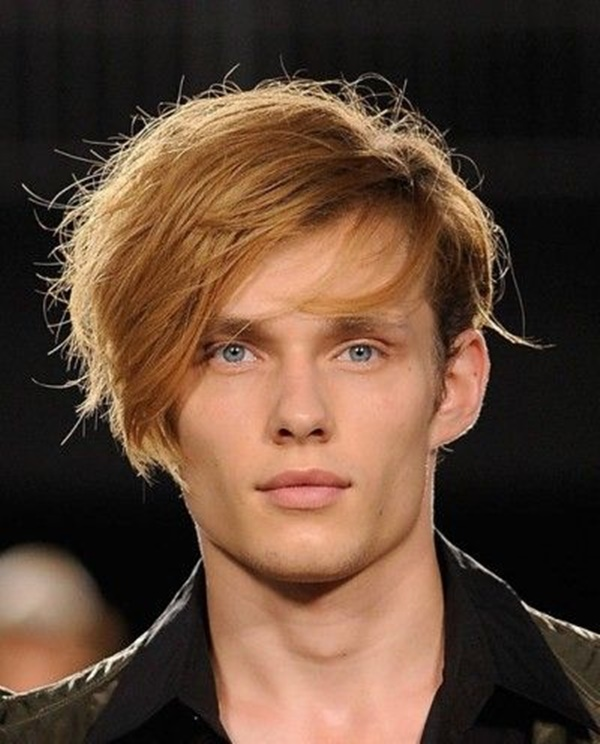 side swept hairstyle for men (15)