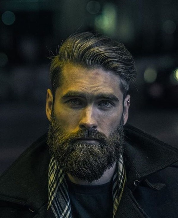 side swept hairstyle for men (16)