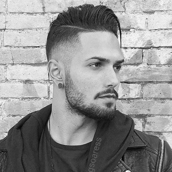 side swept hairstyle for men (24)