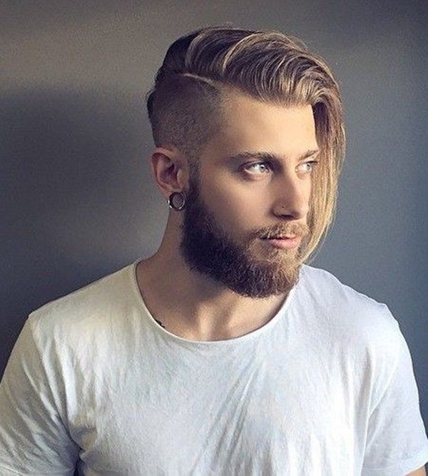 side swept hairstyle for men (44)