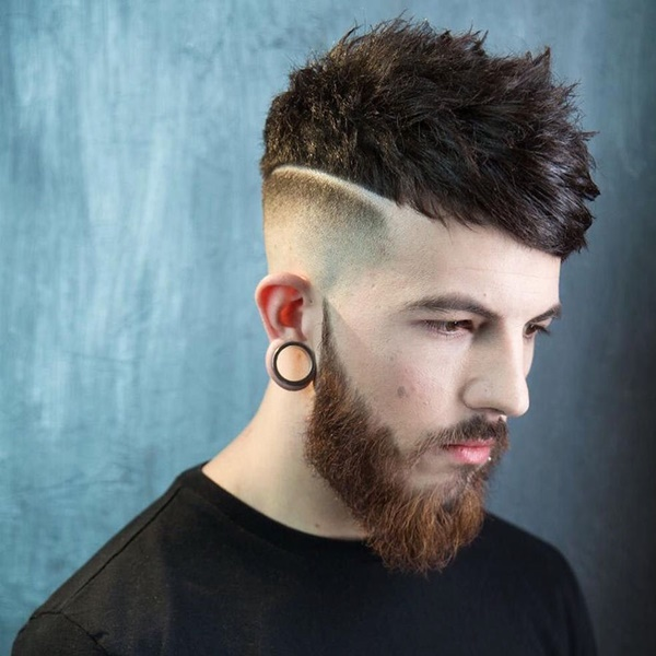 side swept hairstyle for men (45)