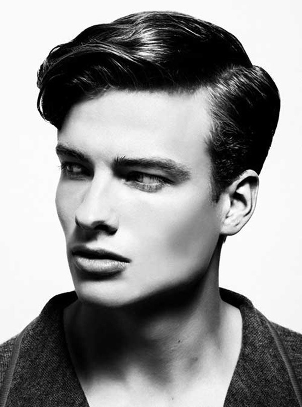 side swept hairstyle for men (51)