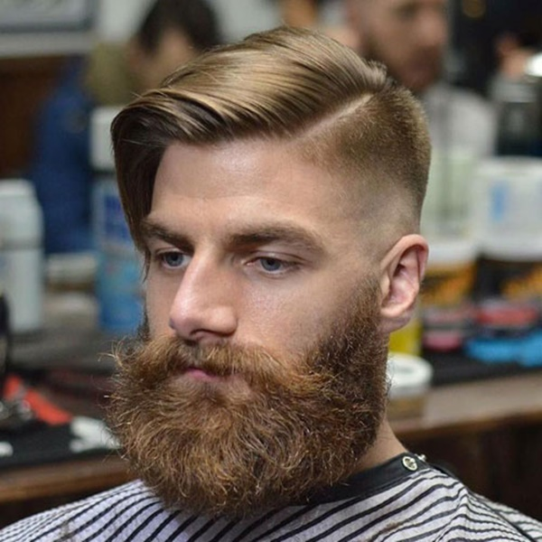 side swept hairstyle for men (66)