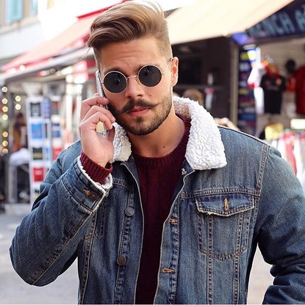 side swept hairstyle for men (73)