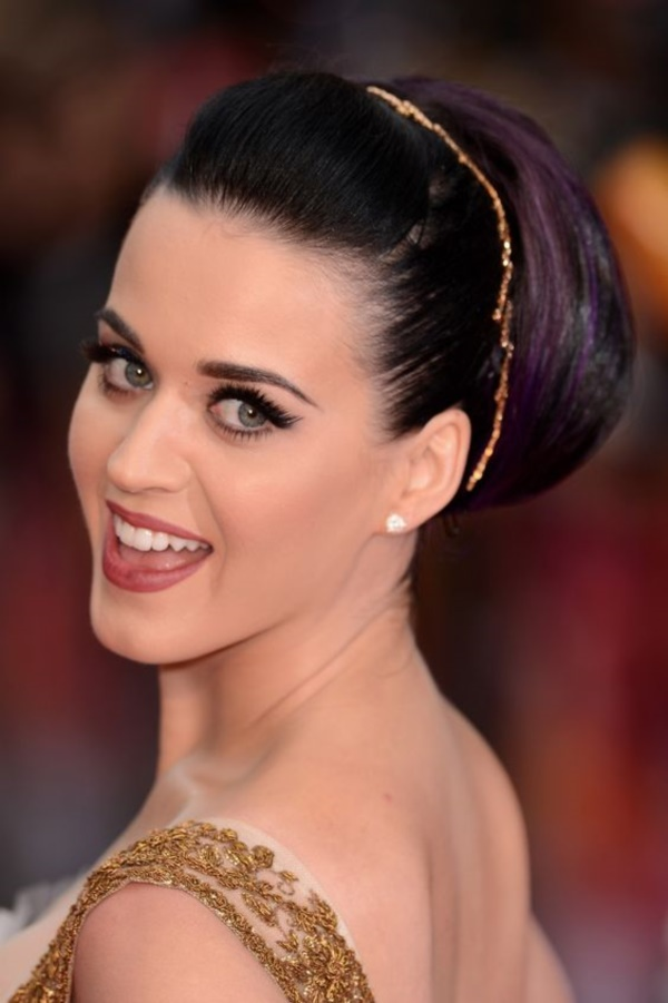 attends the European Premiere of 'Katy Perry Part Of Me' at Empire Leicester Square on July 3, 2012 in London, England.
