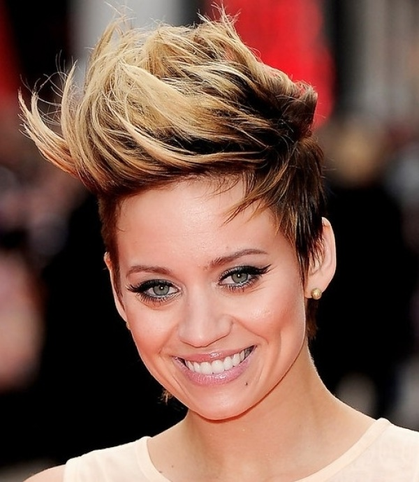 faux hawk hairstyles for women hairstyles weekly|women with faux hawks|women with faux hawks for Warm Best Style for Anyone who wants to be the Best - My Salon